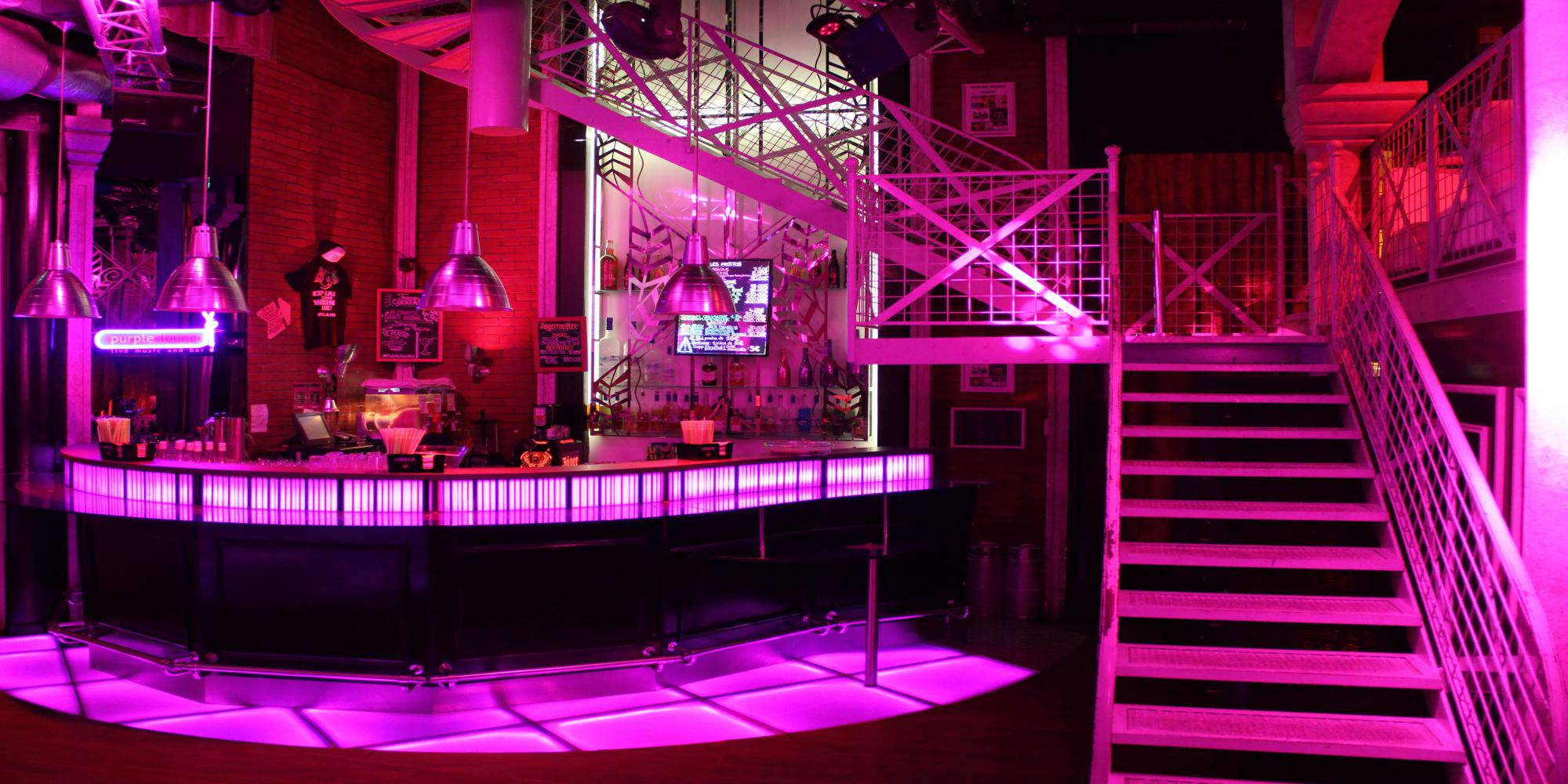 Un concept lounge & music bar